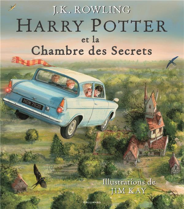Harry Potter Harry Potter et la chambre des secrets Vol.2